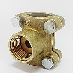Водоотвод хомут врезка 1/2 арт B 800 FORNARA s.p.a. Форнара Италия