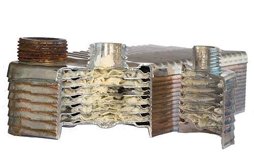 Промывочная система для теплообменников Кожухотрубный испаритель ONDA SSE 56.303.3000 Дербент